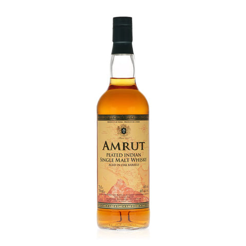 Amrut Peated 700ml