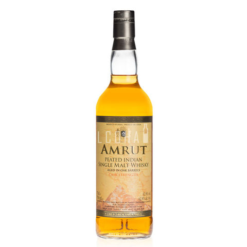 Amrut Peated Cask Strength 700ml