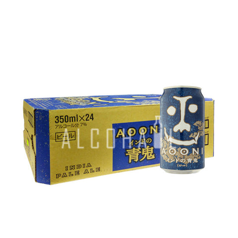 Indo No Aooni IPA - Case 24 x 350ml