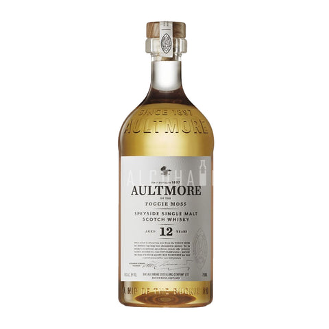 Aultmore 12 Years 700ml