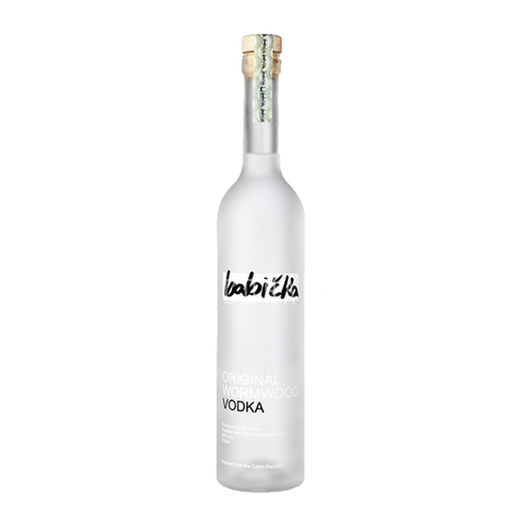 Babicka Wormwood Vodka 700ml