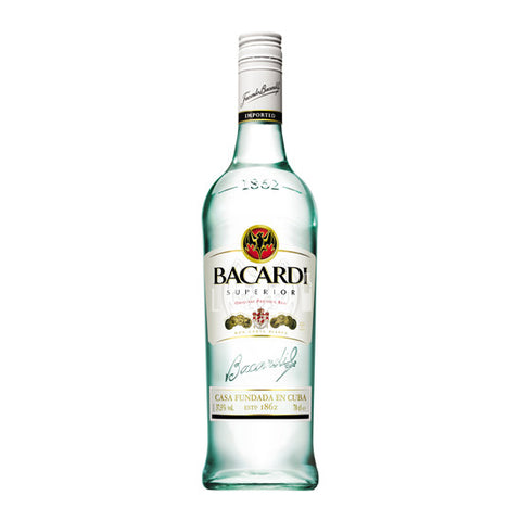 Bacardi Superior White 750ml