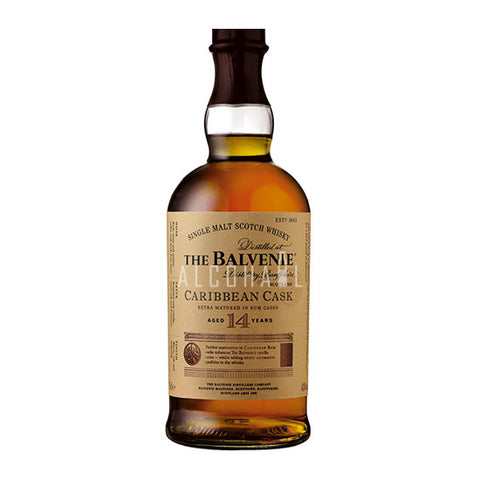 Balvenie 14 Years Caribbean Cask 700ml
