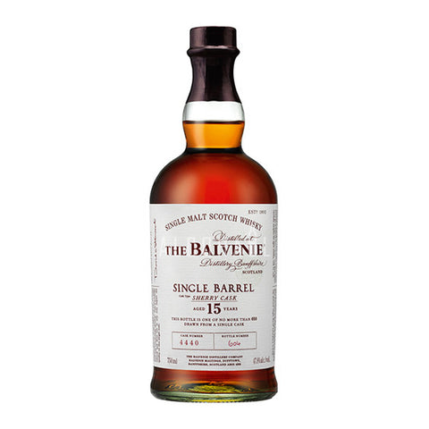 Balvenie 15 Years Single Barrel 750ml