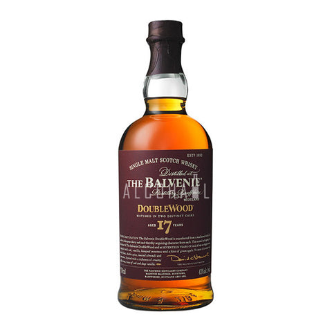 Balvenie 17 Years Doublewood 750ml