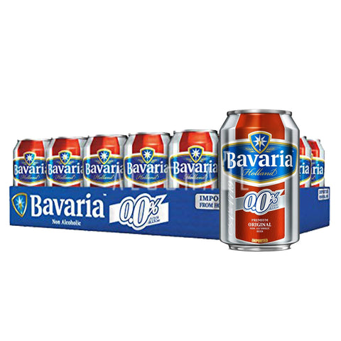 Bavaria Non-Alcoholic Beer - Case 24 x 330ml