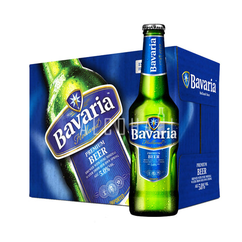 Bavaria Premium Beer Pint - Case 24 x 330ml