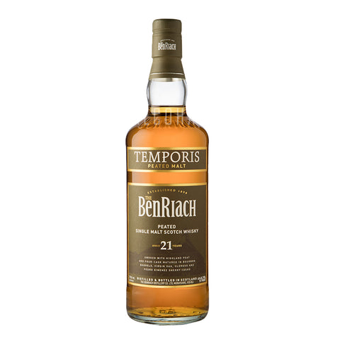 Benriach 21yrs Temporis 700ml