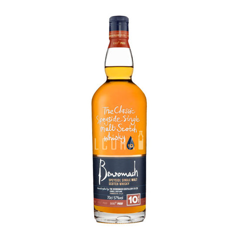 Benromach 10 Years 100 Proof 700ml