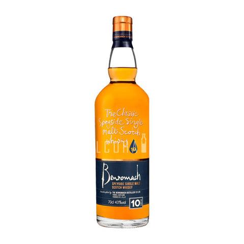 Benromach 10 Years 700ml
