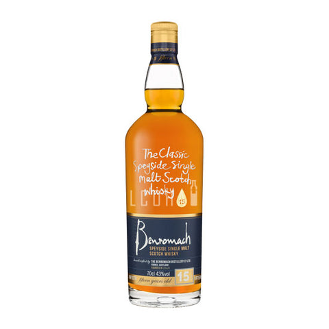 Benromach 15 Years 700ml