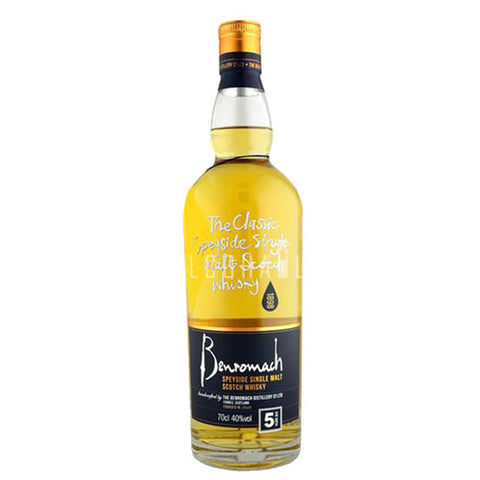 Benromach 5 Years 700ml