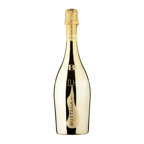 Bottega Prosecco Brut Gold Plated (Italy) 750ml
