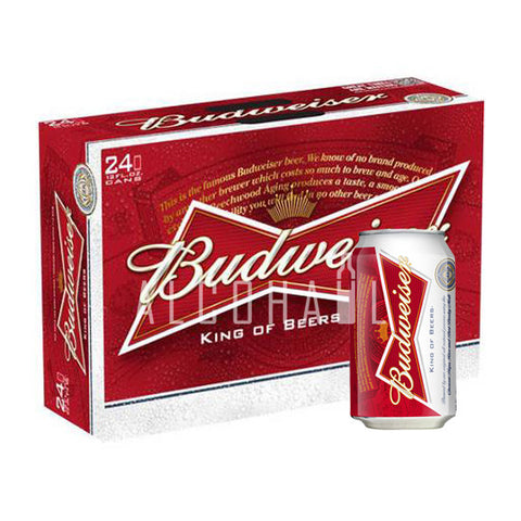 Budweiser - Case 24 x 355ml