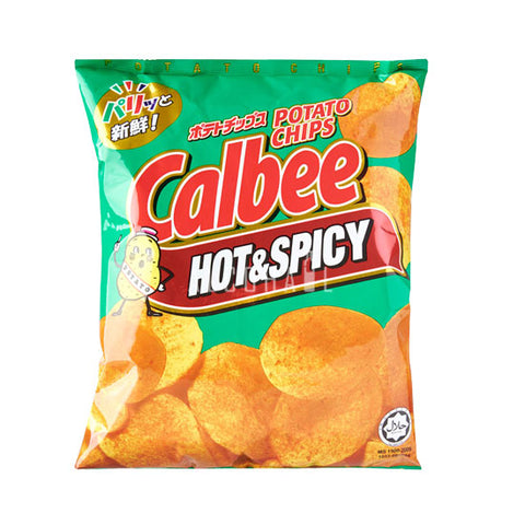 Calbee Hot & Spicy 80g