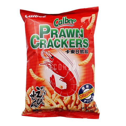 Calbee Prawn Crackers 70g