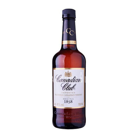 Canadian Club Blended Whisky 750ml