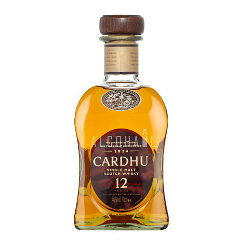 Cardhu 12 Years 750ml