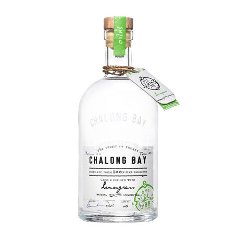 Chalong Bay Lemongrass Rum 700ml