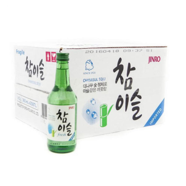 Chamisul Soju - Case 20 X 360ML