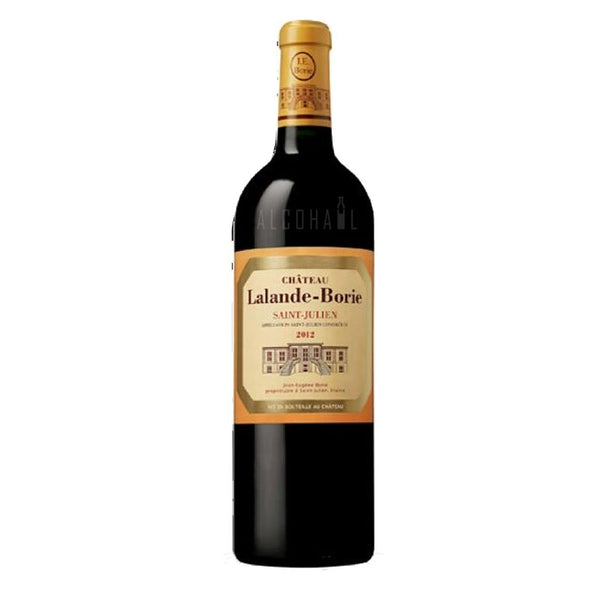 Chateau Lalande Borie 2012 Saint-Julien 750ml