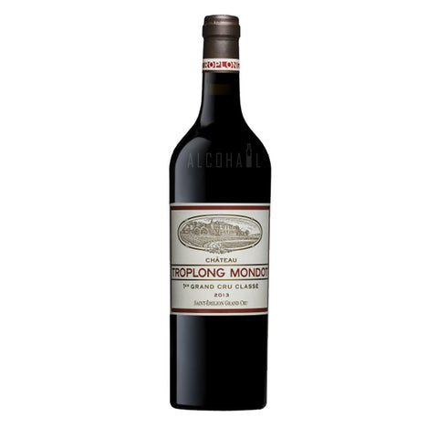 Chateau Troplong Mondot 2013, Saint-Emilion Grand Cru 750ml