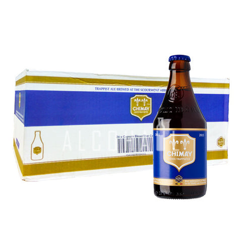 Chimay Blue - Case 24 x 330ml