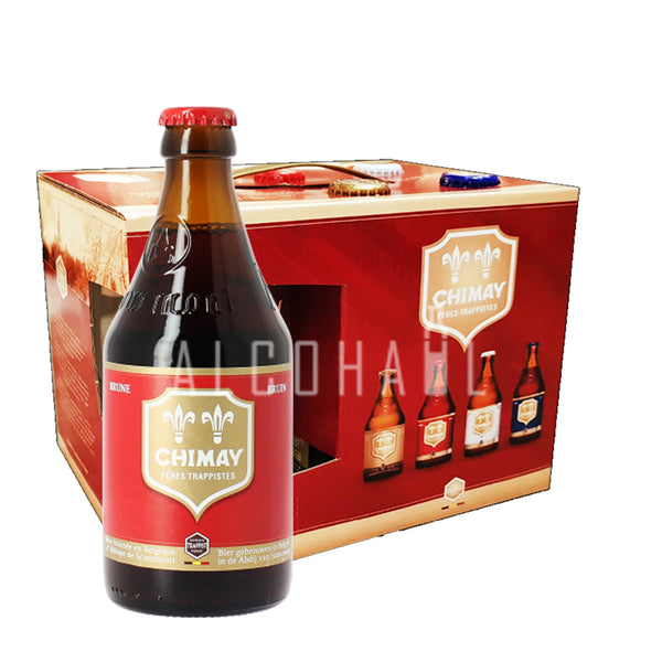 Chimay Red - Case 24 x 330ml