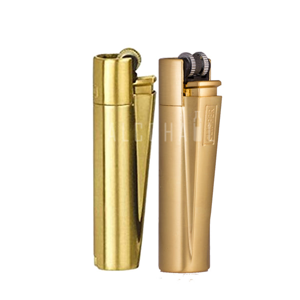 Clipper Lighter (Gold Color)