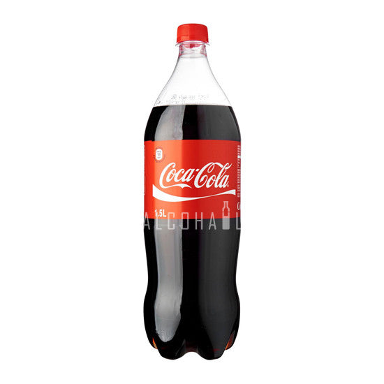 Coca Cola - Bottle 1 x 1.5L