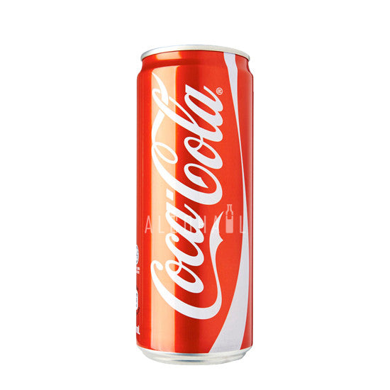 Coca Cola Regular - Can 1 x 330ml