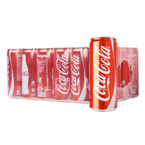 Coca Cola Regular - Case 24 x 330ml