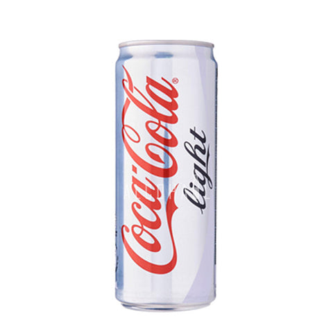Coca Cola Light - Can 1 x 330ml