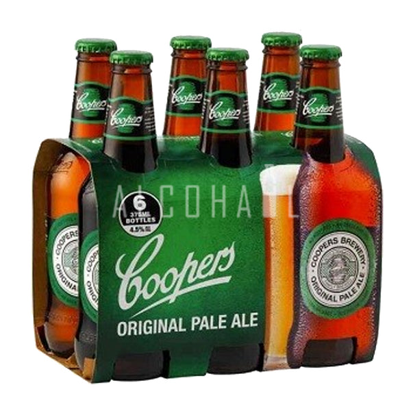 Coopers Original Pale Ale - Pack 6 x 375ml