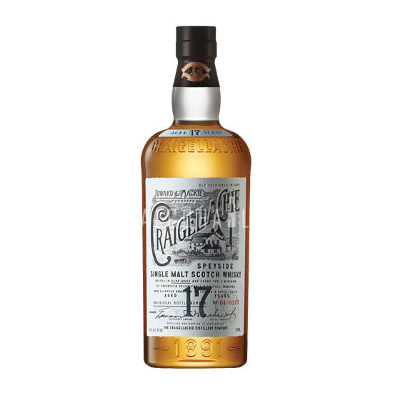 Craigellachie 17 Years 700ml