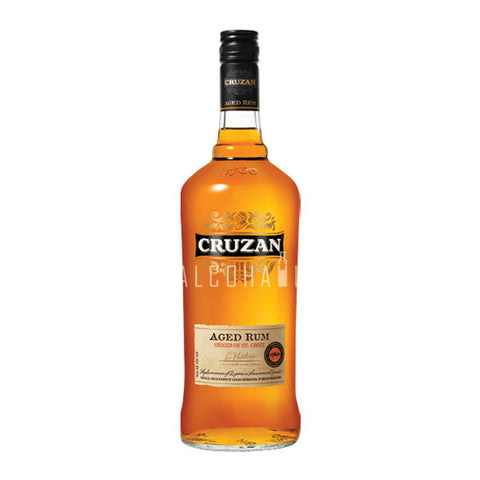 Cruzan Dark Aged Rum 750ml