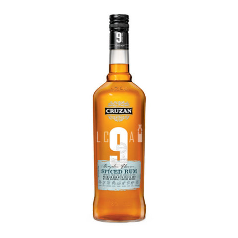 Cruzan Spiced Rum No. 9 750ml