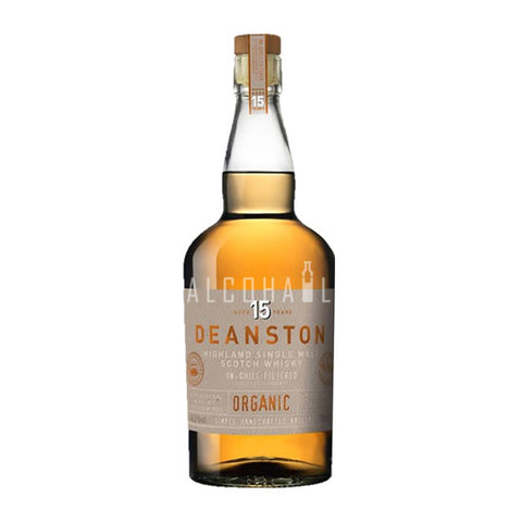 Deanston 15 Years Organic 700ml