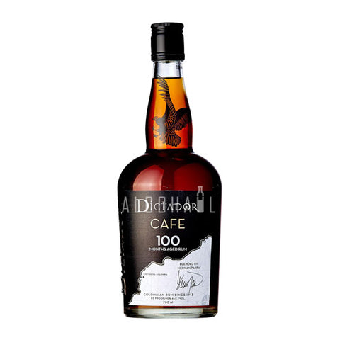 Dictador 100 Months Cafe Rum 700ml