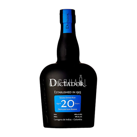 Dictador 20 Years 700ml