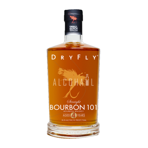 Dry Fly Bourbon 101 700ml