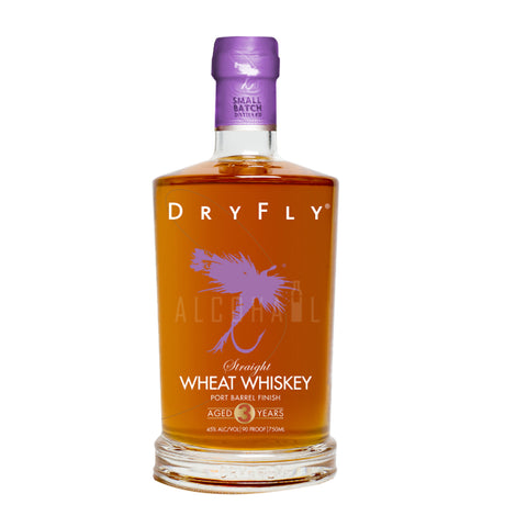 Dry Fly Port Finish Wheat Whisky 700ml