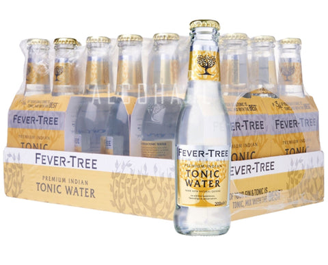 Fever Tree Premium Indian Tonic - Case 24 x 200ml