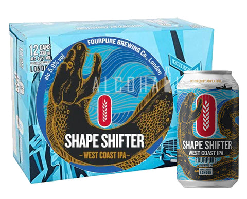 Fourpure Shape Shifter - Case 24 x 330ml