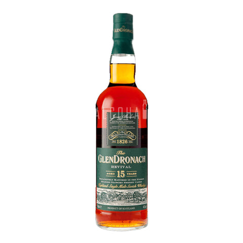 Glendronach 15 Years Revival 700ml