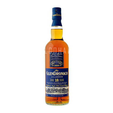 Glendronach 18 Years 700ml