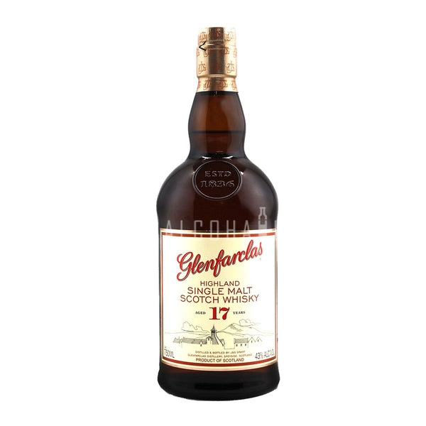 Glenfarclas 17 Years 700ml