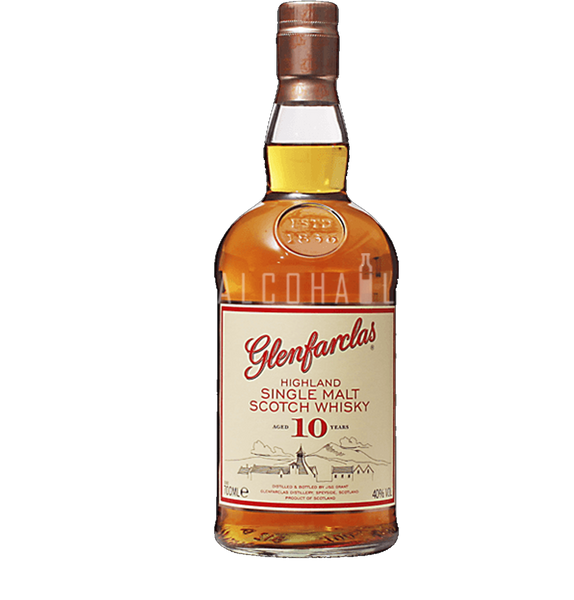 Glenfarclas 10 Years 700ml