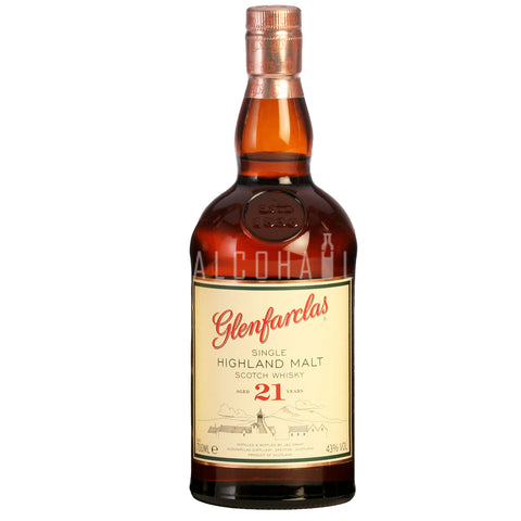 Glenfarclas 21 Years 700ml