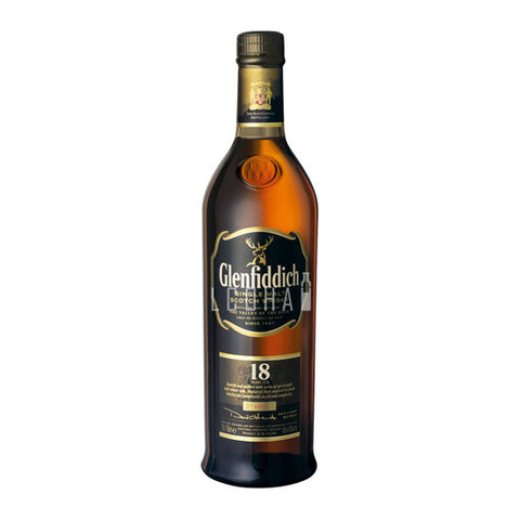 Glenfiddich 18 Years 750ml